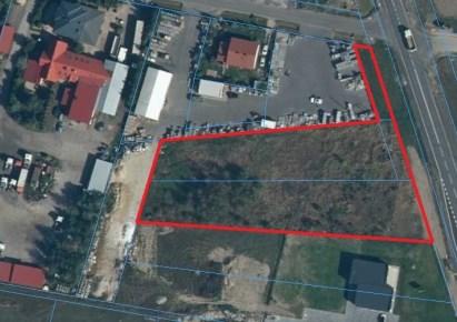 działka na sprzedaż - Grabica, Kafar